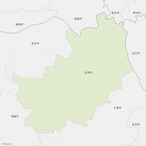加須市地図画像